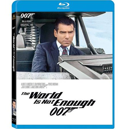 The World Is Not Enough (Blu-ray + Digital HD)