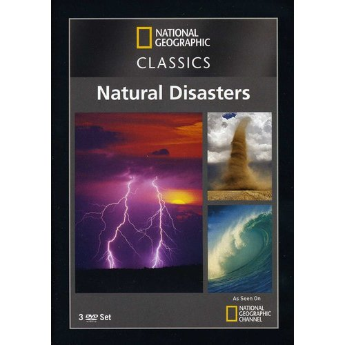 National Geographic Classics: Natural Disasters (Widescreen) by Gaiam Americas