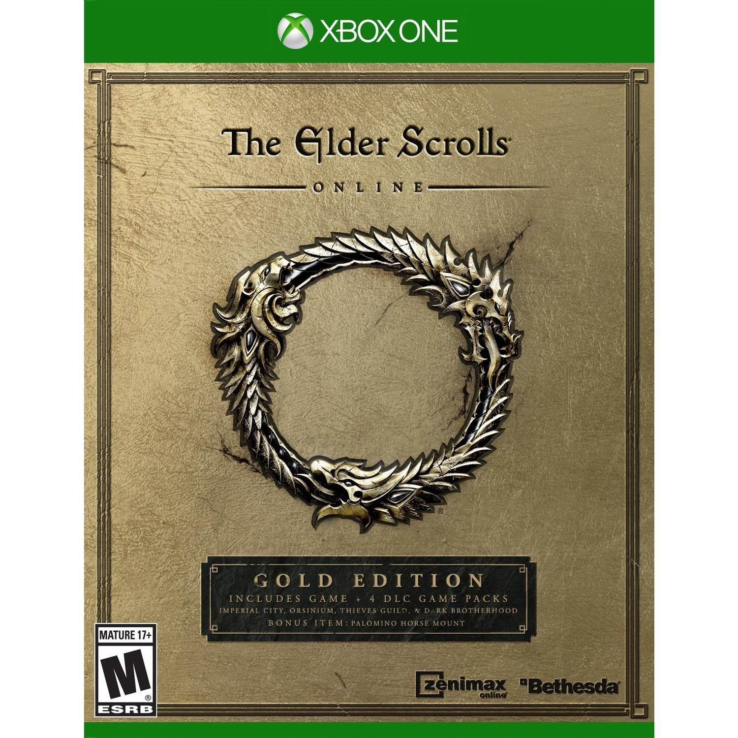 The Elder Scrolls Online: Gold Edition - Xbox One