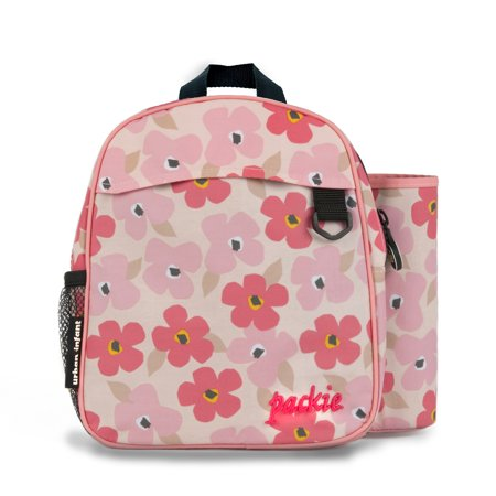 6861f49a197 Urban Infant Packie Toddler Backpack - Poppies