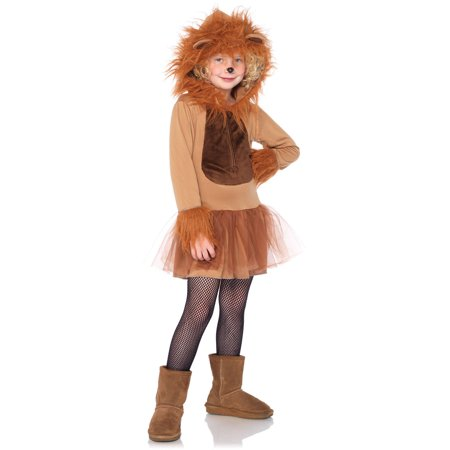 Leg Avenue Beer Girl Costume (Leg Avenue Girl's Cuddly Lion)