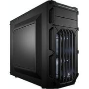 "Corsair Carbide SPEC-03 Computer Case - Mid-tower - Black, Blue - Steel - 7 x Bay - 2 x 4.72"" x Fan(s) Installed - 0 - ATX, Micro ATX, Mini ITX Motherboard Supported - 12.46 lb - 6 x Fan(s)"