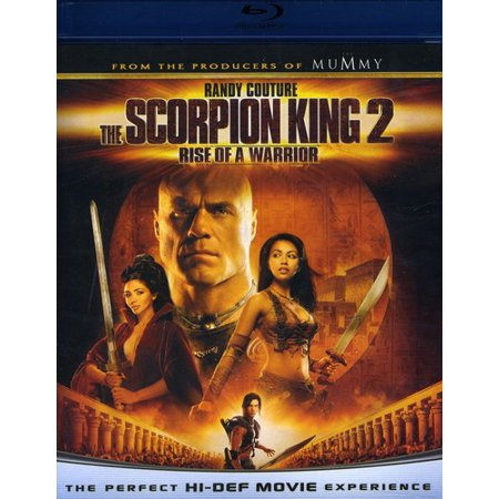 The Scorpion King 2: Rise of a Warrior - Grease Scorpions
