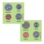 300 Stickers - Realistic Money Foil Stickers