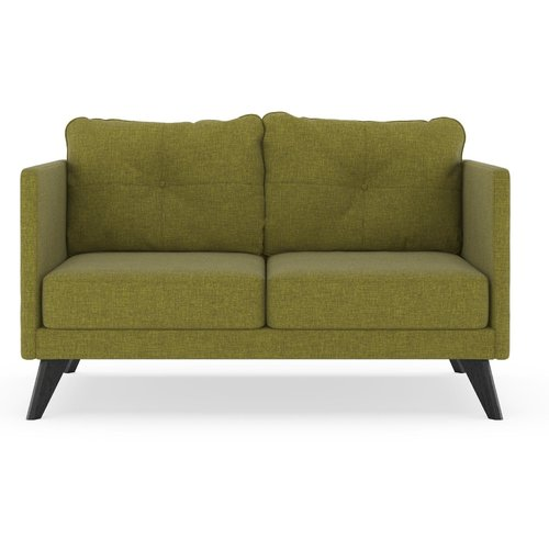 Corrigan Studio Covey Cross Weave Loveseat