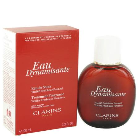 EAU DYNAMISANTE by Clarins Treatment Fragrance Spray 3.4 oz