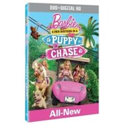 Barbie And Her Sisters In A Puppy Chase (DVD + Digital HD + Movie Cash) (Widescreen) by