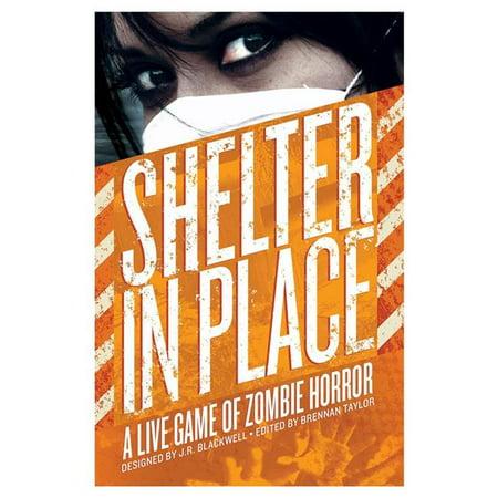 Galileo Games GGA0003 Shelter In Place - Un jeu en direct de Zombie Horror - image 1 de 1