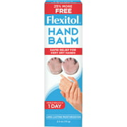 Flexitol Hand Balm 2.5 oz (Pack of 3)