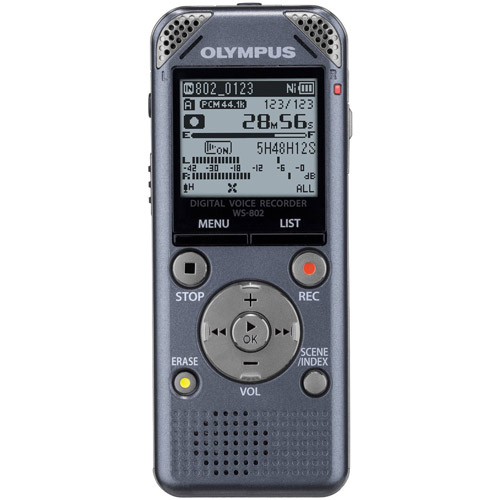Olympus WS-802 Voice Recorder by Olympus