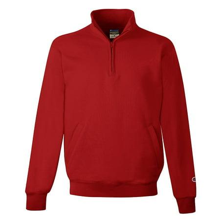 Champion Eco Fleece 1/4 Zip - S400 1/4 Zip Fleece Sweater