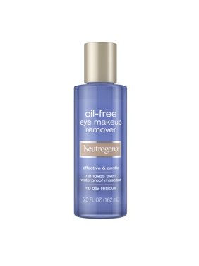 Neutrogena Oil-Free Liquid Eye Makeup Remover, 5.5 fl oz