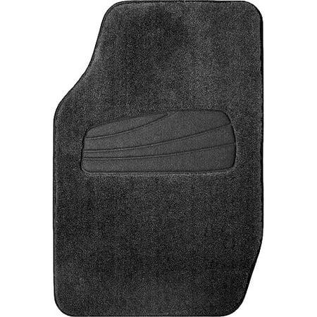 Kraco 4pc Best Carpet Floor Mats Black Walmart Com
