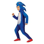 Sonic the Hedgehog Movie Sonic Deluxe Child Costume