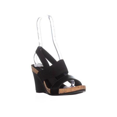 ff18a92d8e5 Aerosoles - Womens Aerosoles Magnolia Plush Wedge Sandals