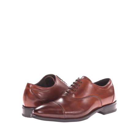 Stacy Adams KordellMen's Cap Toe Leather Oxfords 24919-221 ()