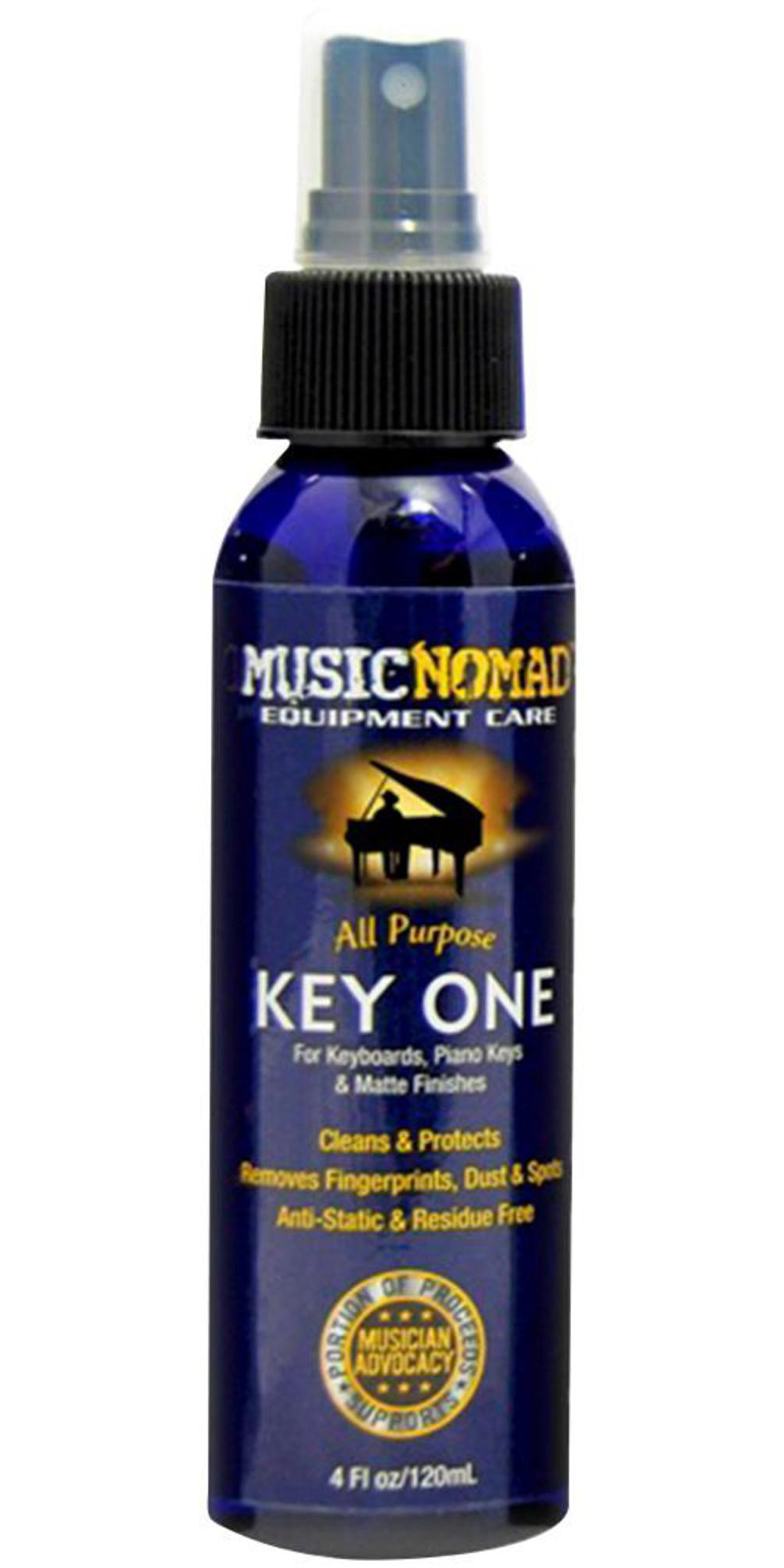 Music Nomad Key ONE All Purpose Cleaner by Music Nomad
