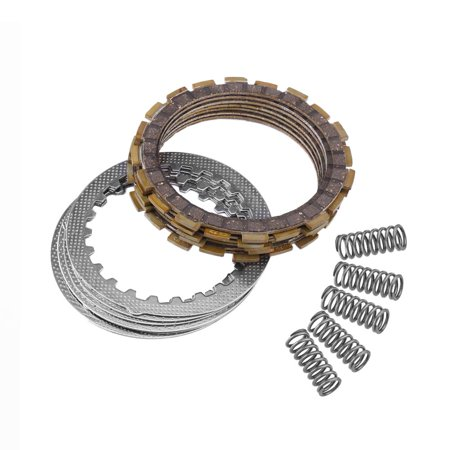 ATV Clutch Kit Anauto Clutch Kit Includes Friction Plates Springs For Yamaha Blaster 200 YFS200 1988-2006 ATV Atv Clutch Friction Plates