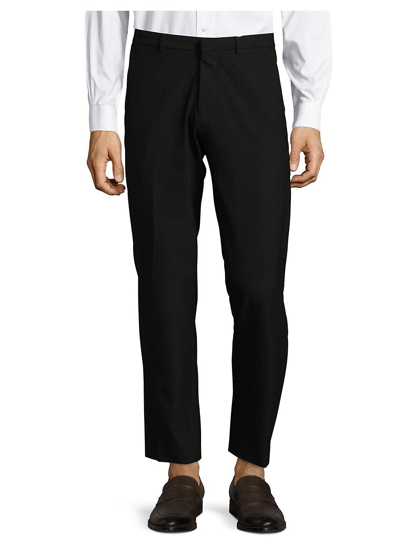 Slim-Fit Dress Pants