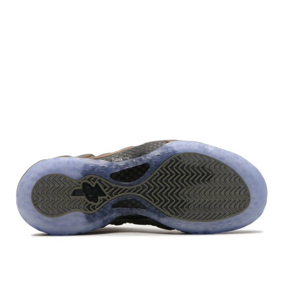 official photos 8b6a3 51bf6 Womens Nike Air Foamposite One Shine Dark Stucco Black AA3963-001