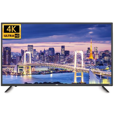 "RCA 55"" Class 4K UHD 2160P Roku Smart QLED TV, RTRQ5522-US"