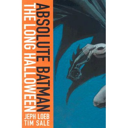 Absolute Batman: The Long Halloween - Batman The Long Halloween Jeph Loeb