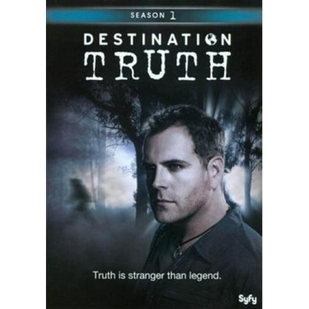 Destination Truth: Season 1 (DVD) - Destination Truth Halloween
