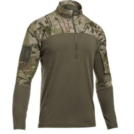under armour men's tac combat 2.0 shirt, ridge reaper camo ba, small Mens Air Tac Ridge