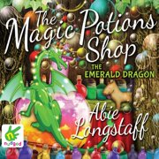 The Emerald Dragon - Audiobook