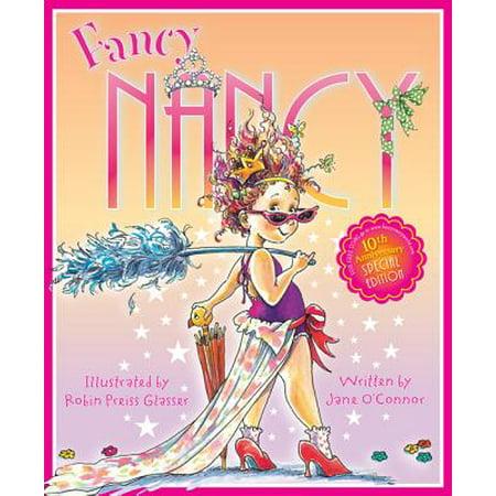 Fancy Nancy 10th Anniversary Edition (Hardcover)
