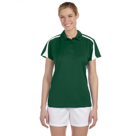 S92CFX Russell Athletic Ladies' Team Game Day Polo Shirt Athletic Embroidered Polo Shirt