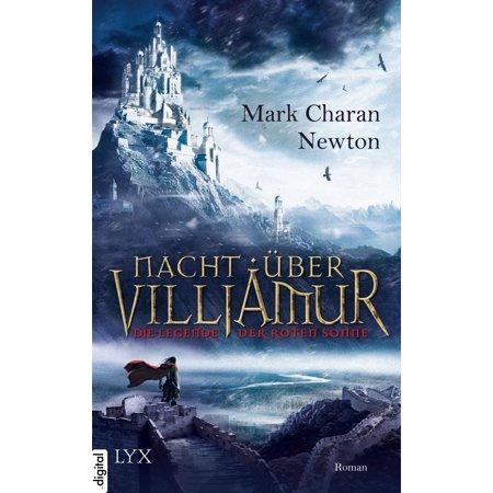 Die Legende der Roten Sonne - Nacht über Villjamur - eBook (Die Sonnenbrille, Die Dunkel In Der Sonne)