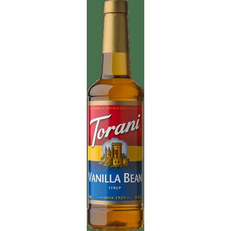 Torani Vanilla Bean Syrup 750ml