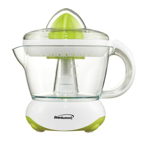 Brentwood Appliances 24-ounce Electric Citrus Juicer