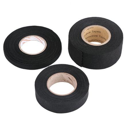 WALFRONT MultiPurpose Car Self Adhesive Anti Squeak Rattle Felt Automotive Wiring Harness Tape, MultiPurpose Self Adhesive Tape, Car MultiPurpose Tape