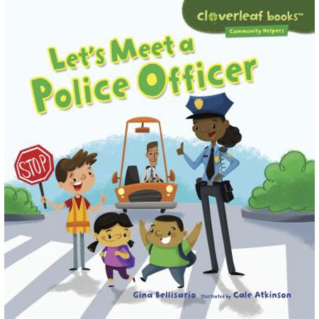Let's Meet a Police Officer - Gift Ideas For Police Officers