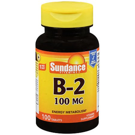 Sundance B 2 100 Mg   100 Tablets