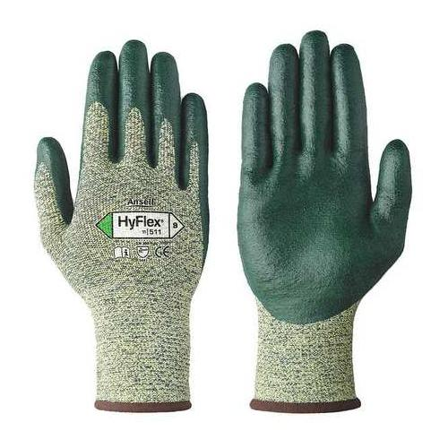 Ansell Size XL Cut Resistant Gloves,11-511