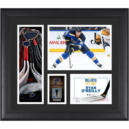 Ryan O'Reilly St. Louis Blues Framed 15