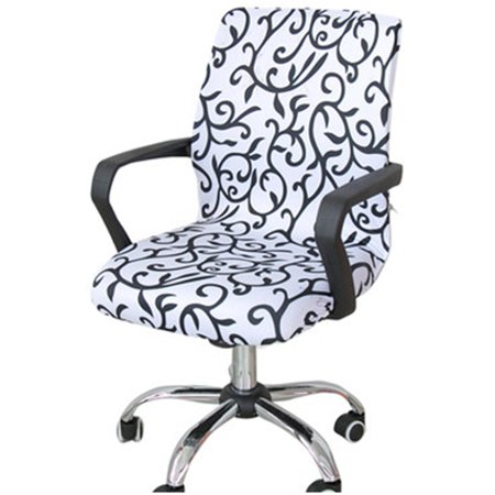 Admirable Meigar Arm Chair Protector Cover Office Computer Chair Seat Cover Side Zipper Design Chaise Stretch Rotating Lift Chair Cover Seat Decoration Gmtry Best Dining Table And Chair Ideas Images Gmtryco