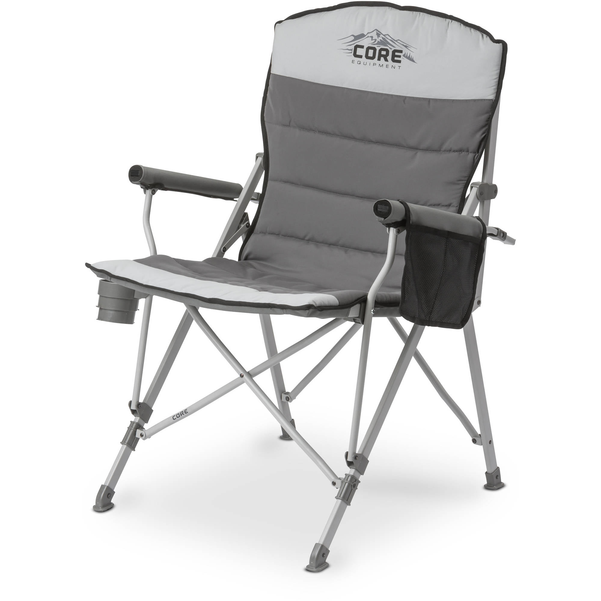 CORE Equipment Padded Hard Armchair by Elevate LLC