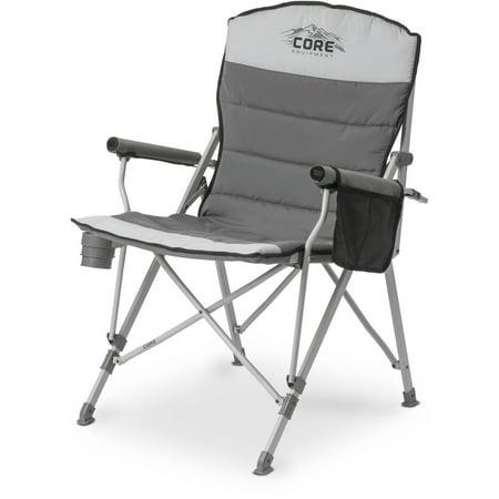 CORE Equipment Padded Hard Arm Chair Walmart – Folding Padded Lawn Chairs