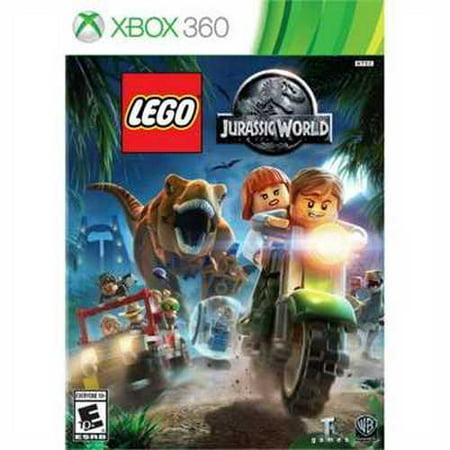 Lego Jurassic World (xbox 360) - Pre-own (Two Worlds 2 Bonus Codes Xbox 360)