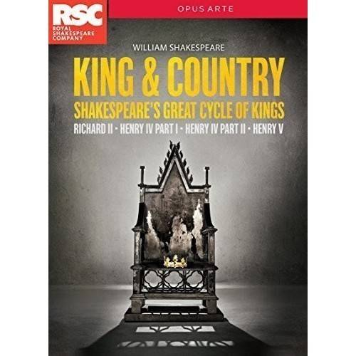 Shakespeare: King & Country by BBC/OPUS ARTE