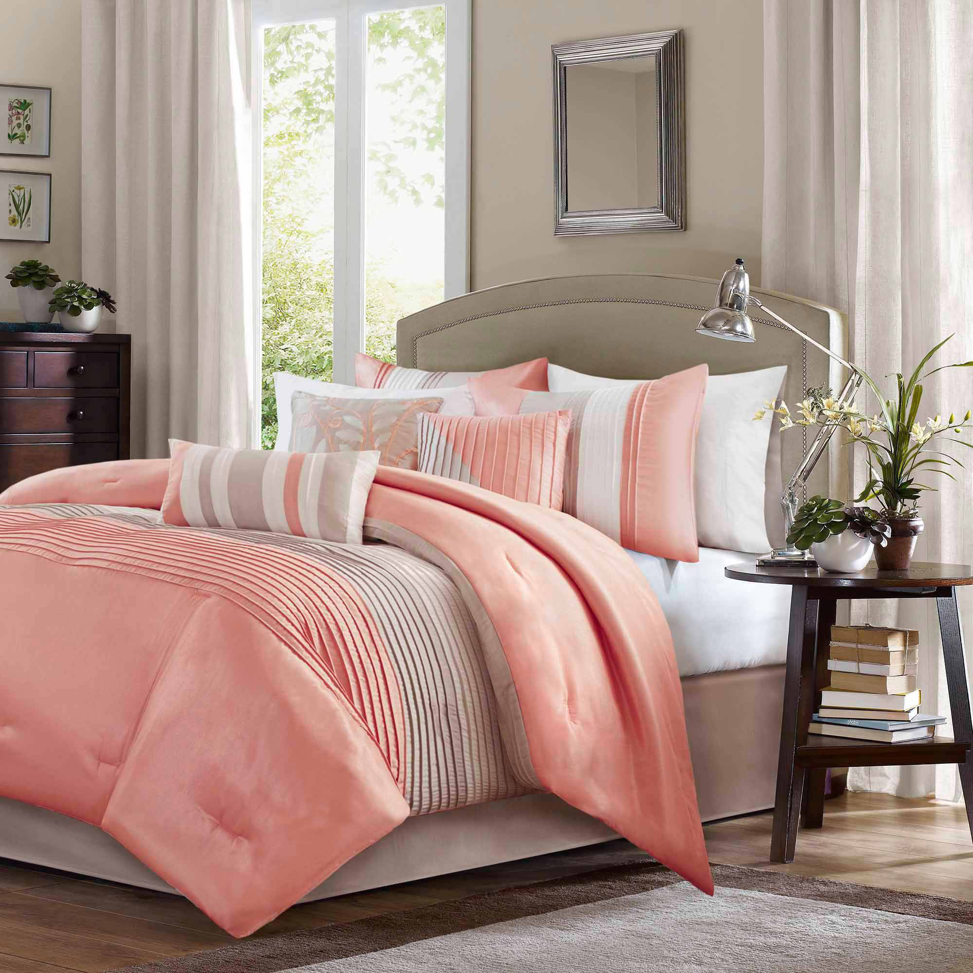 Home Essence Salem 7-Piece Comforter Set