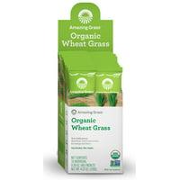 Amazing Grass Organic Wheatgrass Powder, 15 Packets