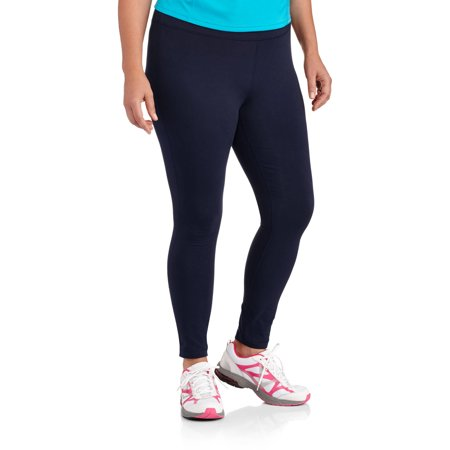 Danskin Now Women's Plus Size Dri More Core (Danskin Lycra Leggings)