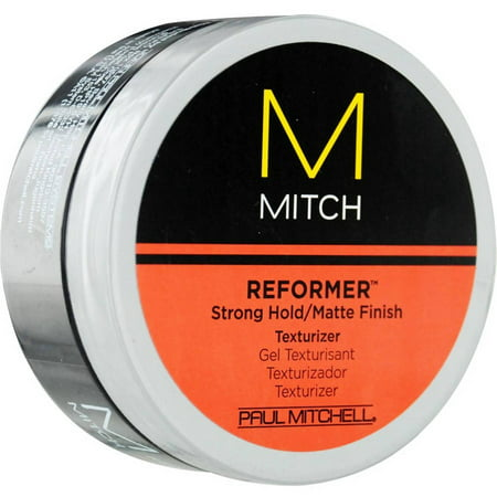 Paul Mitchell Mitch Reformer Strong Hold/Matte Finish Texturizer, 3 (Best Texturizer For 4c Hair)