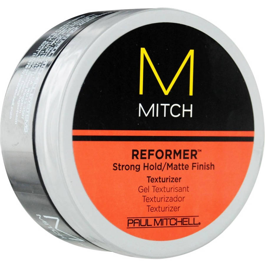 Paul Mitchell Mitch Reformer Strong Hold/Matte Finish Texturizer, 3 Oz
