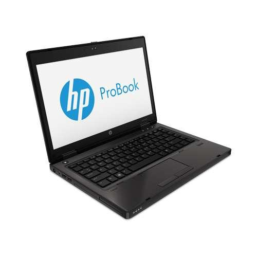 HP ProBook 6475b Notebook PC - AMD Quad-Core A10-4600M 2.3GHz, 8GB DDR3, 500GB H